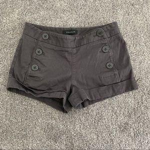 2/$20 - Aritzia Talula Starboard Sailor Shorts